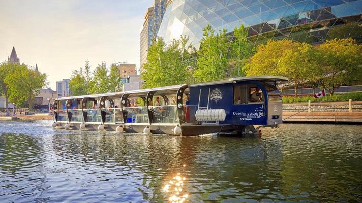 Rideau Canal Cruises