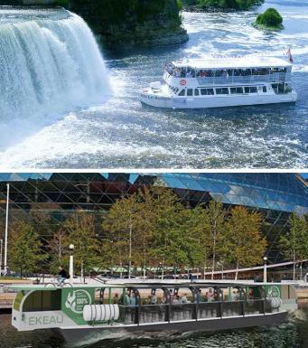 Rivière des Outaouais et Canal Rideau