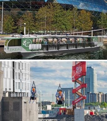 Canal Rideau - INTER ZIP